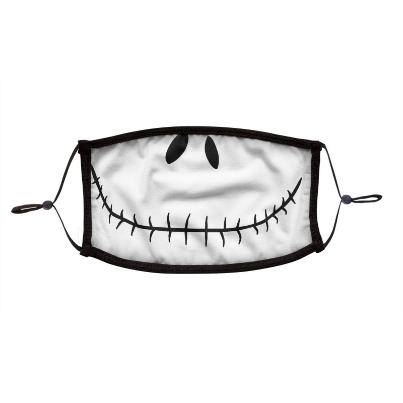 SPOOKSTER Accessories Face Mask by Rocks Off Threads