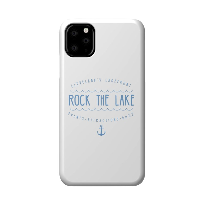 Rock the Lake (alternate) Accessories Phone Case by Rock the Lake's Shop