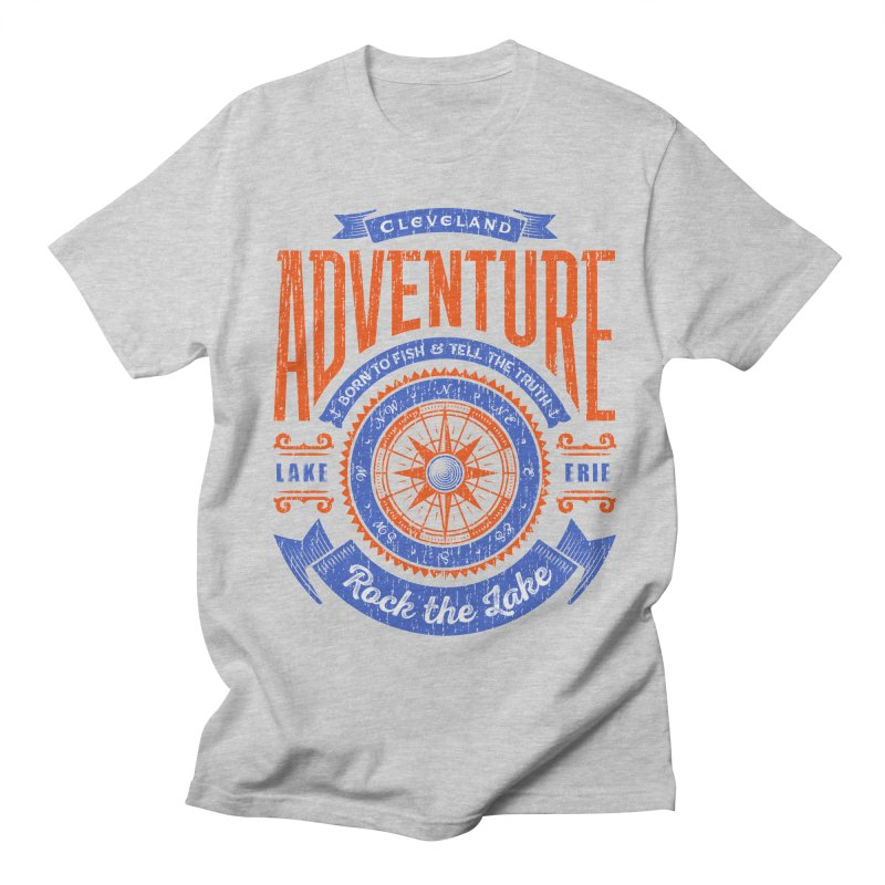 Cleveland Adventure - Rock the Lake Men's Regular T-Shirt by Rock the Lake's Shop