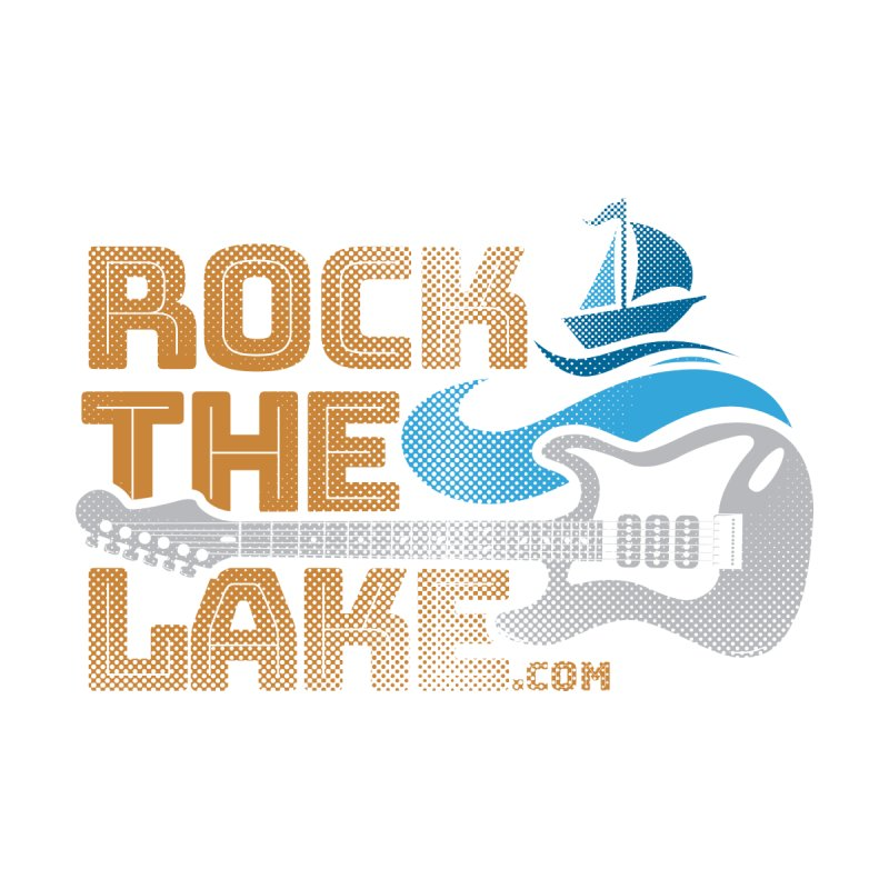 Rock the Lake Men's T-Shirt by Rock the Lake's Shop