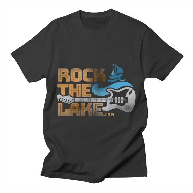 Rock the Lake Men's T-Shirt by Rock the Lake's Shop