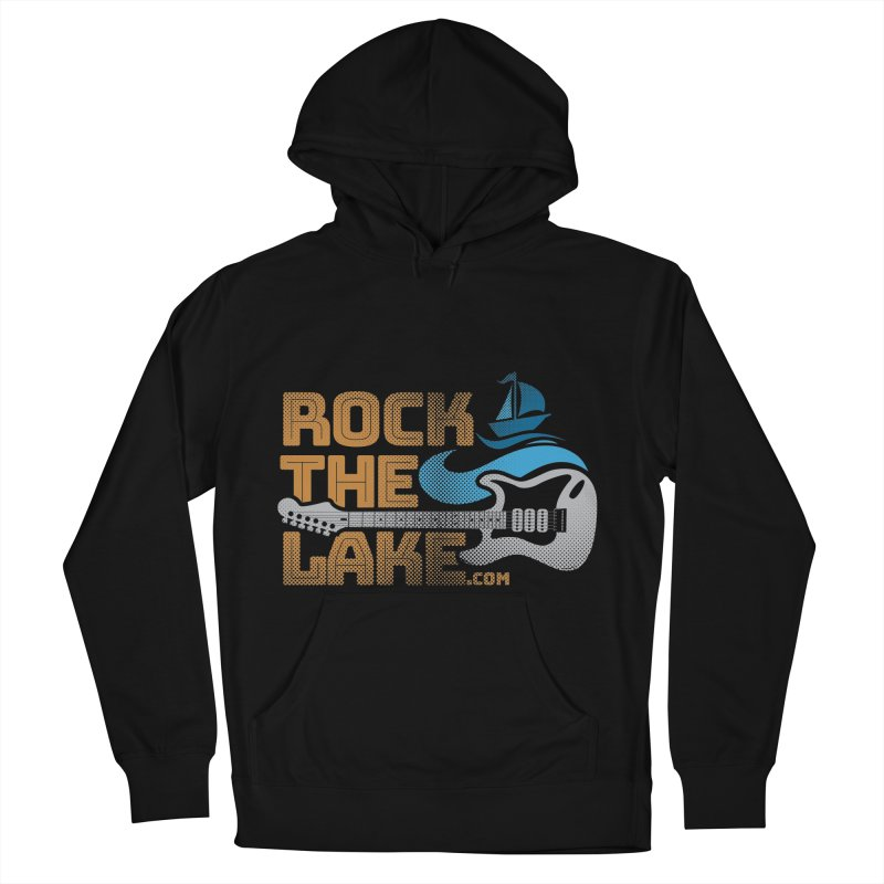 Rock the Lake Men's French Terry Pullover Hoody by Rock the Lake's Shop