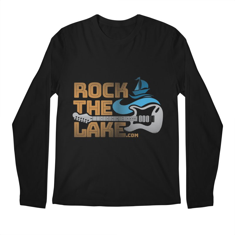 Rock the Lake Men's Regular Longsleeve T-Shirt by Rock the Lake's Shop