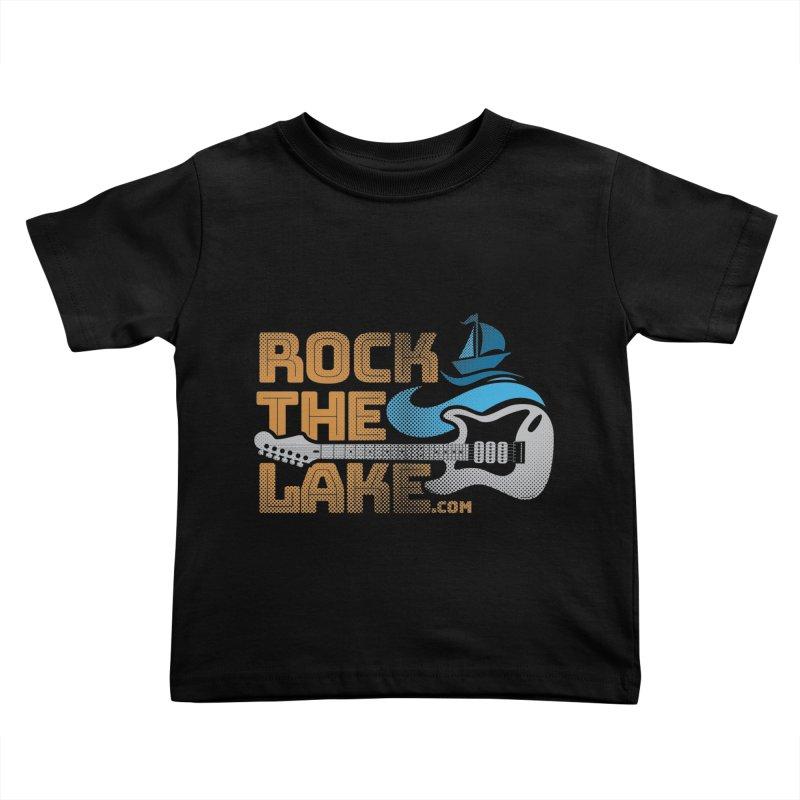 Rock the Lake Kids Toddler T-Shirt by Rock the Lake's Shop