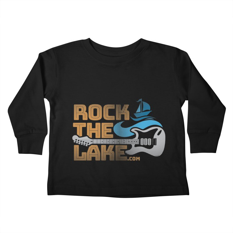 Rock the Lake Kids Toddler Longsleeve T-Shirt by Rock the Lake's Shop