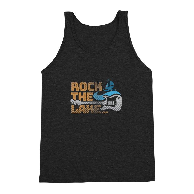 Rock the Lake Men's Triblend Tank by Rock the Lake's Shop