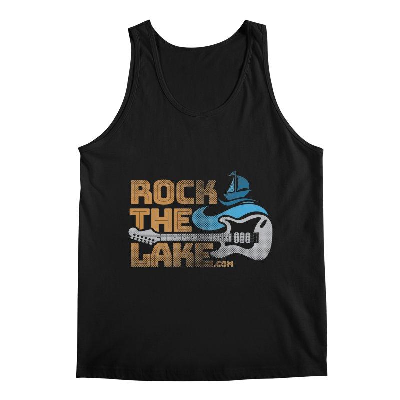 Rock the Lake Men's Regular Tank by Rock the Lake's Shop