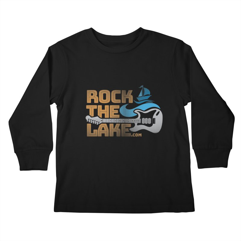 Rock the Lake Kids Longsleeve T-Shirt by Rock the Lake's Shop