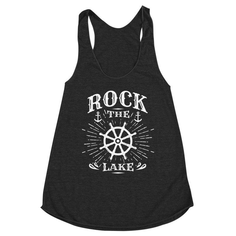 Women's None by Rock the Lake's Shop