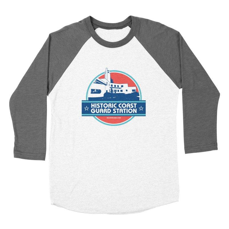 Old Coast Guard Station Women's Longsleeve T-Shirt by Rock the Lake's Shop