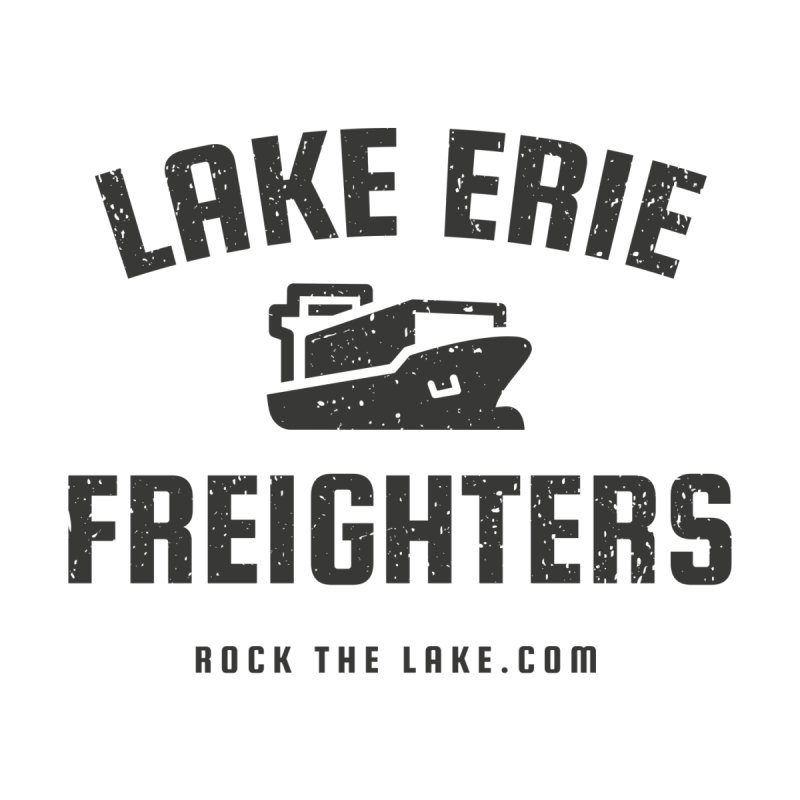 Lake Erie Freighters Men's Sweatshirt by Rock the Lake's Shop