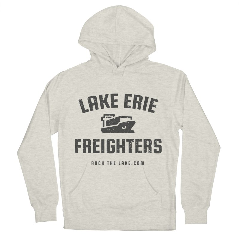 Lake Erie Freighters Women's French Terry Pullover Hoody by Rock the Lake's Shop