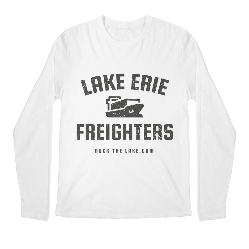 Lake Erie Freighters Men's Regular Longsleeve T-Shirt by Rock the Lake's Shop