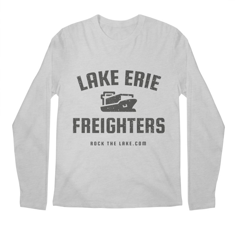 Lake Erie Freighters Men's Regular Longsleeve T-Shirt by Rock the Lake's Shop