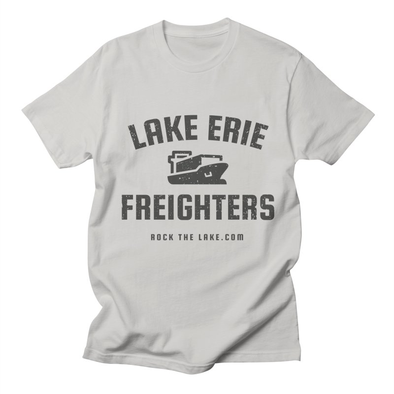 Lake Erie Freighters Men's T-Shirt by Rock the Lake's Shop