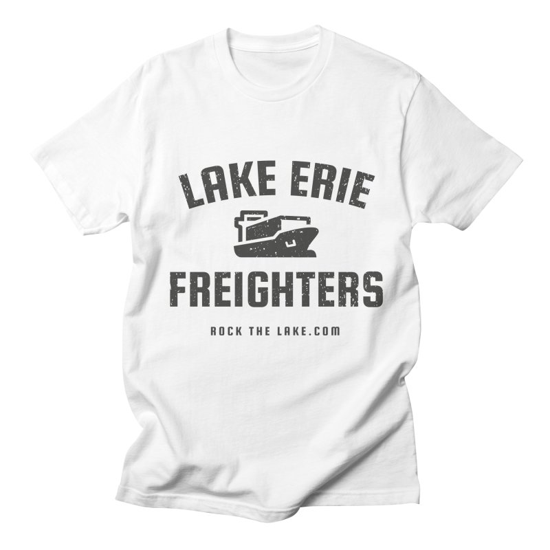 Lake Erie Freighters Men's Regular T-Shirt by Rock the Lake's Shop
