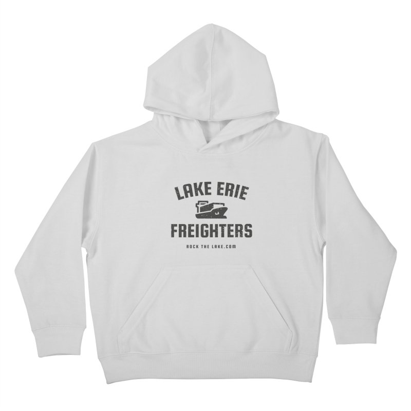 Lake Erie Freighters Kids Pullover Hoody by Rock the Lake's Shop
