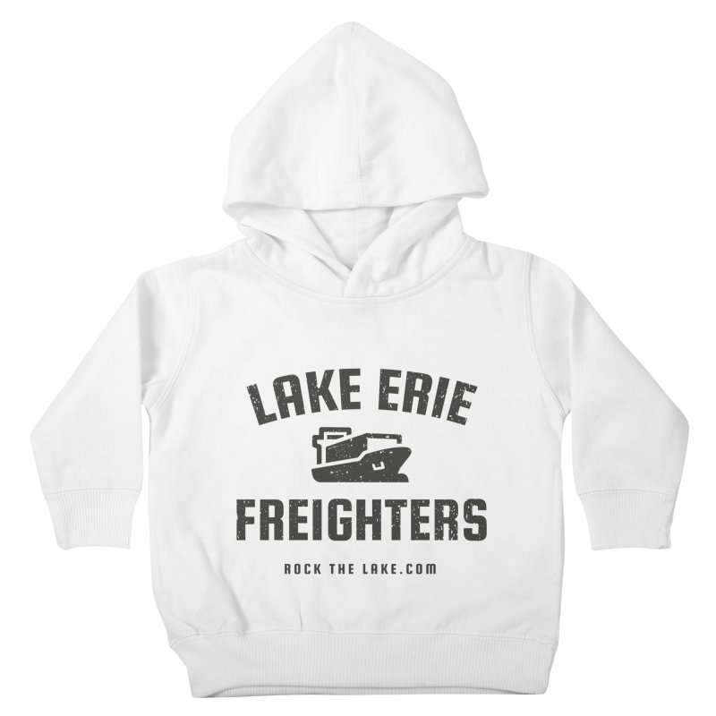 Lake Erie Freighters Kids Toddler Pullover Hoody by Rock the Lake's Shop