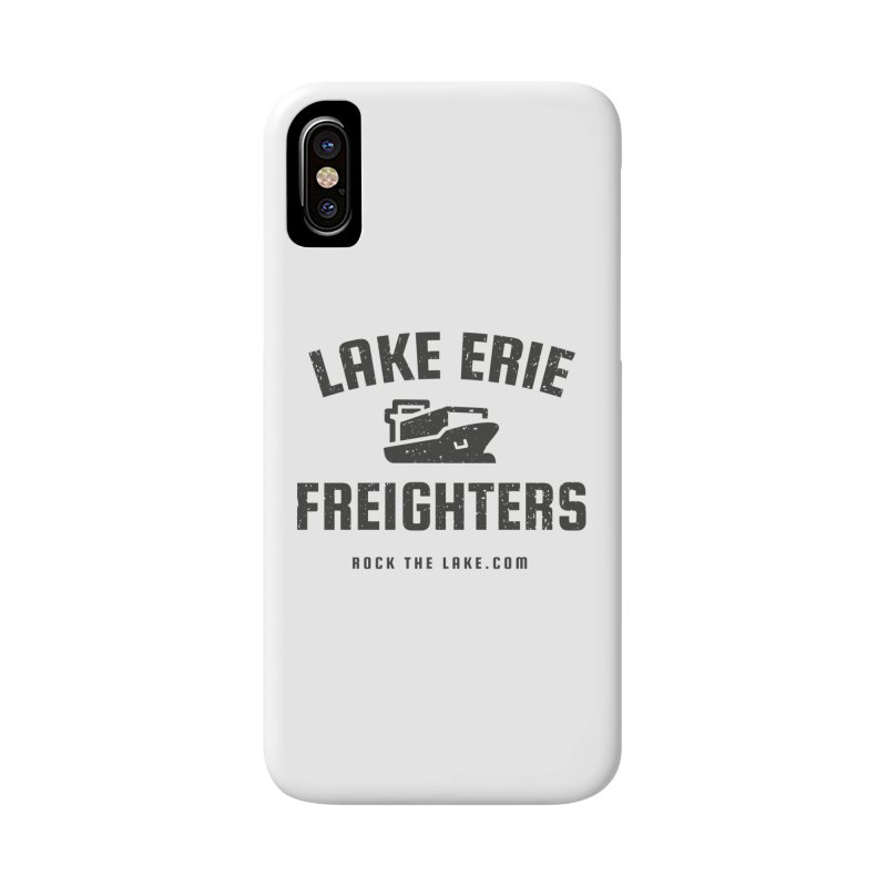 Lake Erie Freighters Accessories Phone Case by Rock the Lake's Shop