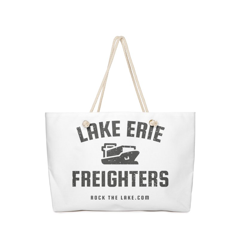 Lake Erie Freighters Accessories Bag by Rock the Lake's Shop