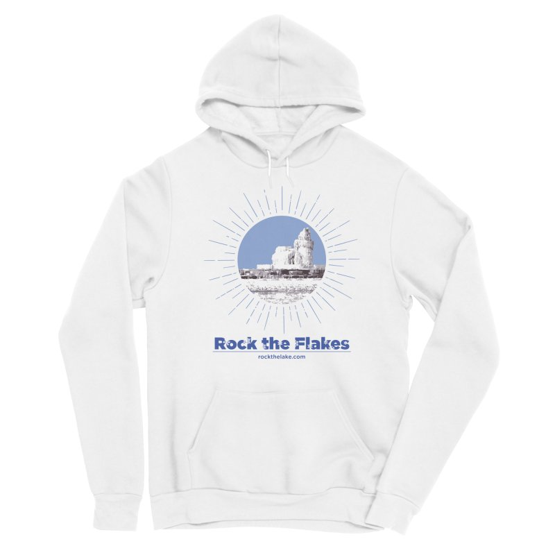 Ice is Nice Women's Pullover Hoody by Rock the Lake's Shop