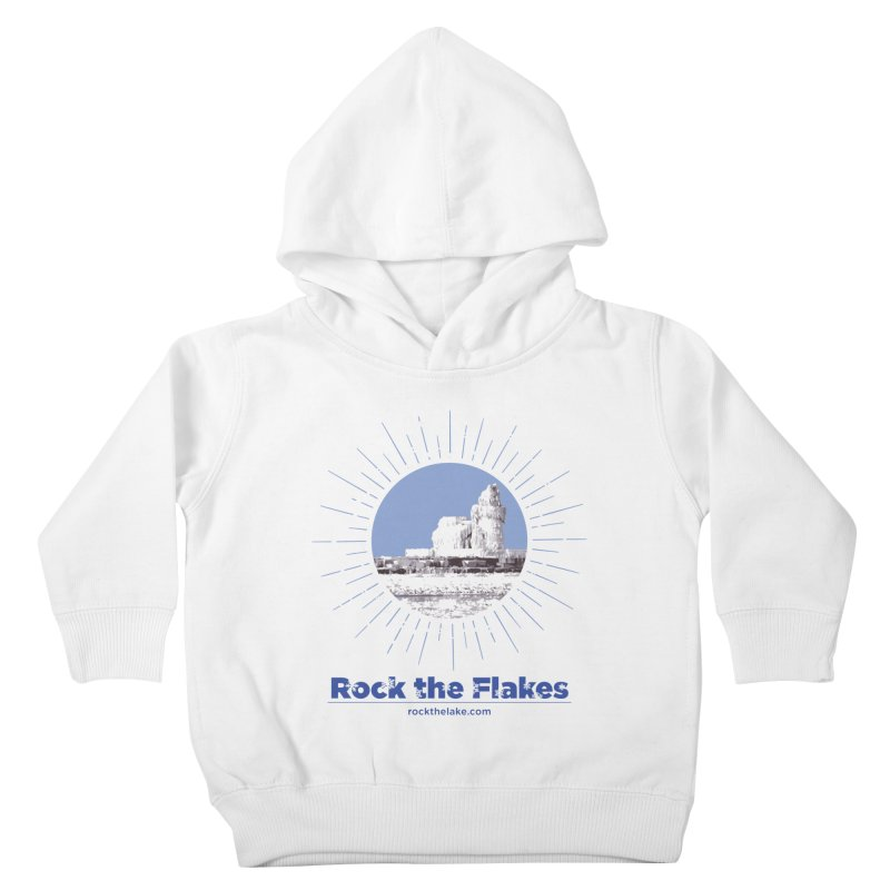 Ice is Nice Kids Toddler Pullover Hoody by Rock the Lake's Shop