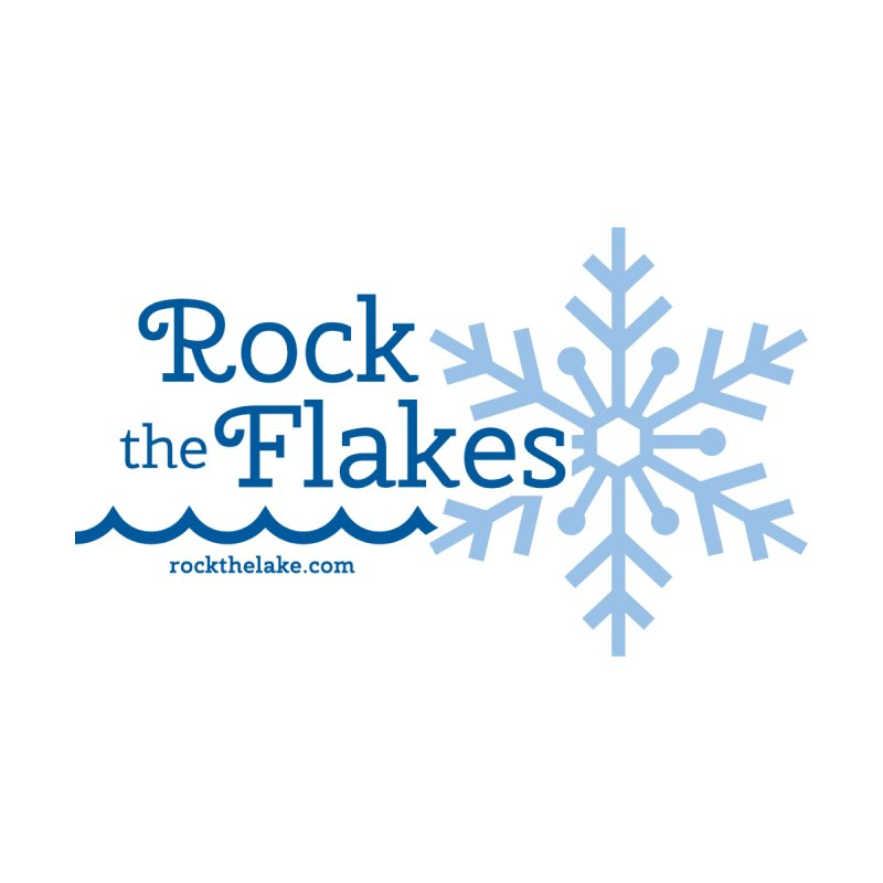 Rock the Flakes Men's Longsleeve T-Shirt by Rock the Lake's Shop