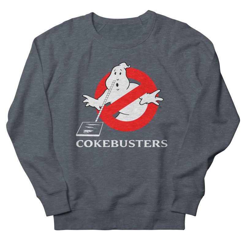 Cokebusters Reprise Men's French Terry Sweatshirt by rockthestereo's Artist Shop