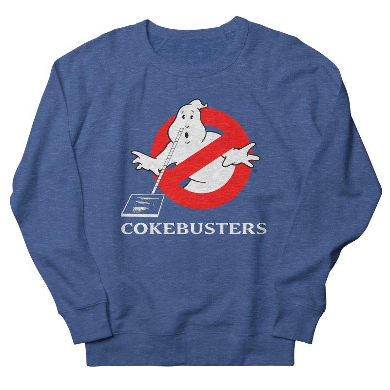 Cokebusters Reprise Men's Sweatshirt by rockthestereo's Artist Shop