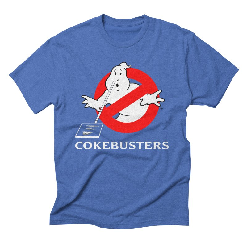 Cokebusters Reprise Men's Triblend T-shirt by rockthestereo's Artist Shop