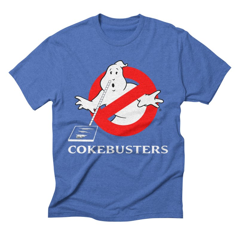 Cokebusters Reprise Men's Triblend T-shirt by rockthestereo's Artist Shop