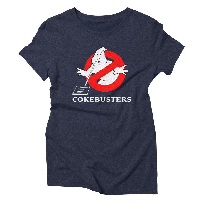 Cokebusters Reprise Women's Triblend T-Shirt by rockthestereo's Artist Shop