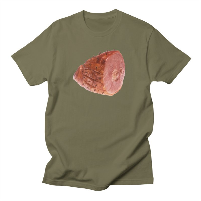 Good Looking Ham Men's T-Shirt by rockthestereo's Artist Shop