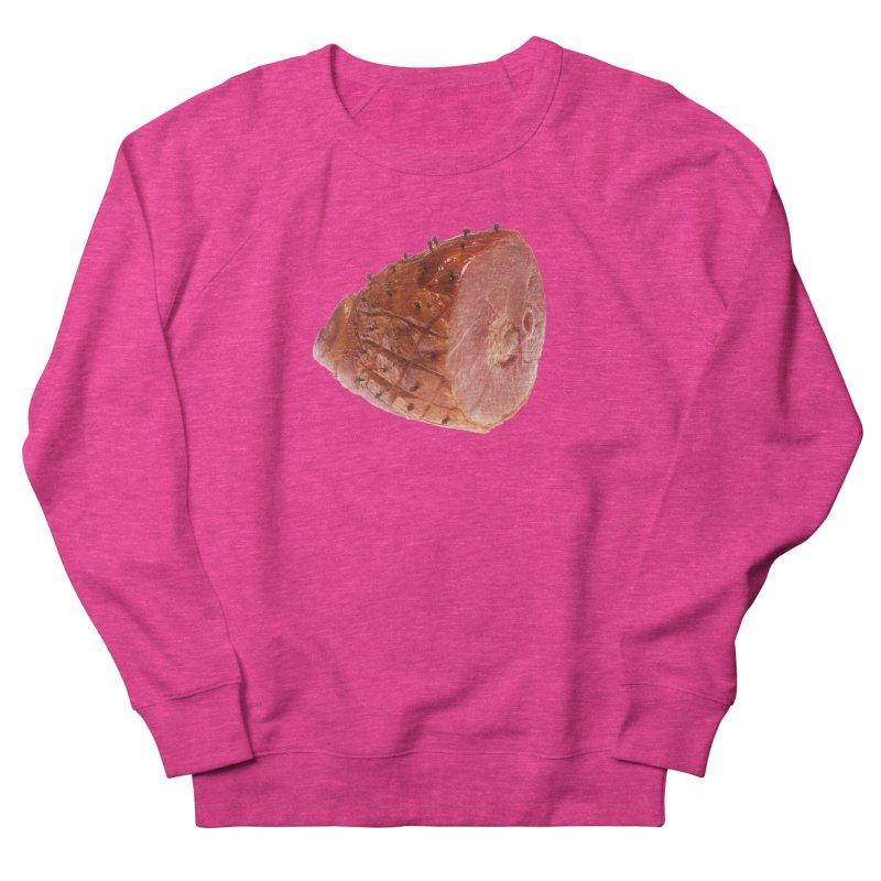Good Looking Ham Women's Sweatshirt by rockthestereo's Artist Shop