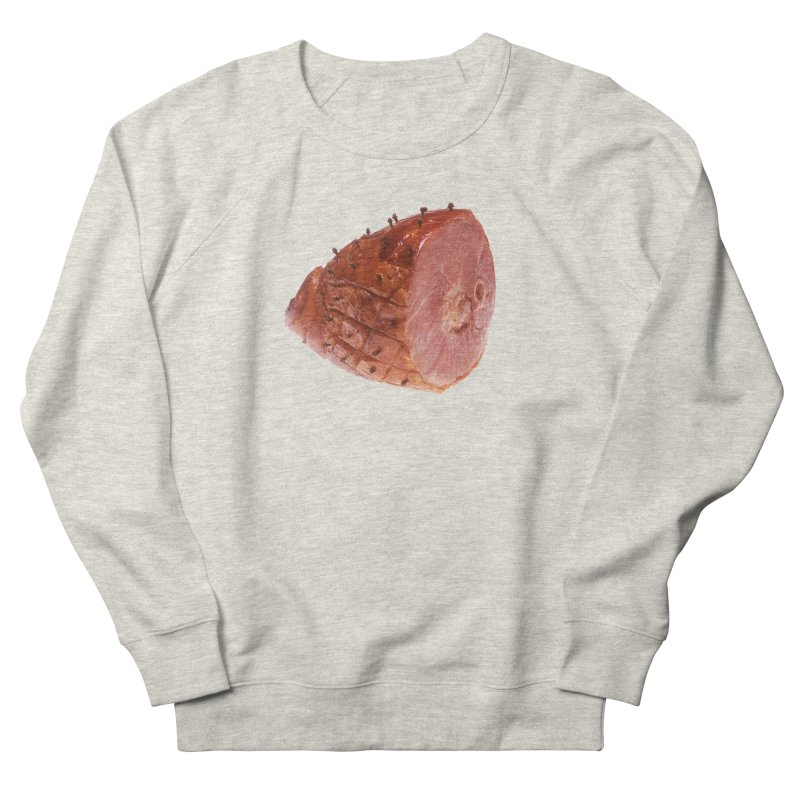 Good Looking Ham Women's Sweatshirt by rockthestereo's Artist Shop
