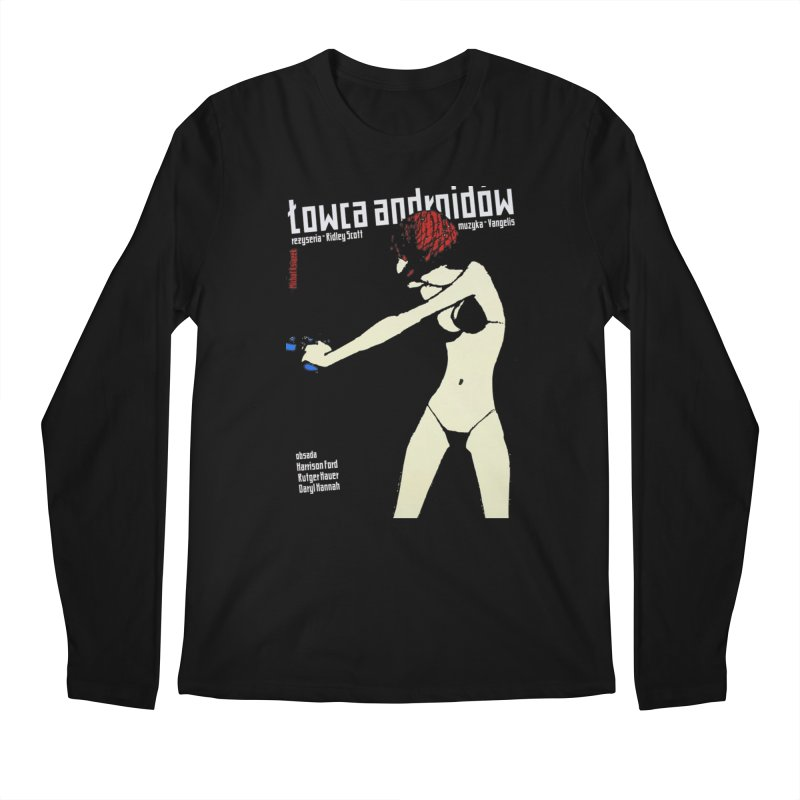 foreign blade Men's Longsleeve T-Shirt by rockthestereo's Artist Shop
