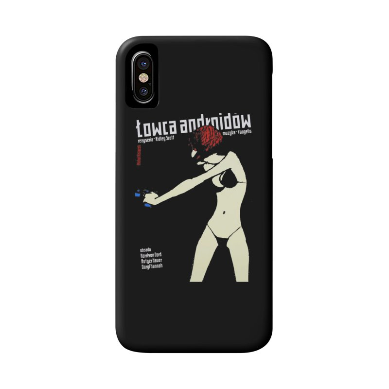 foreign blade Accessories Phone Case by rockthestereo's Artist Shop