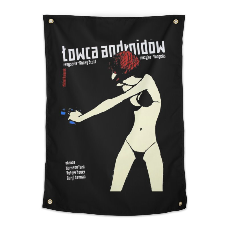 foreign blade Home Tapestry by rockthestereo's Artist Shop