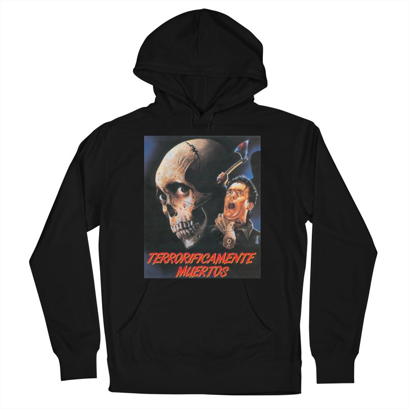 evil dos Men's Pullover Hoody by rockthestereo's Artist Shop