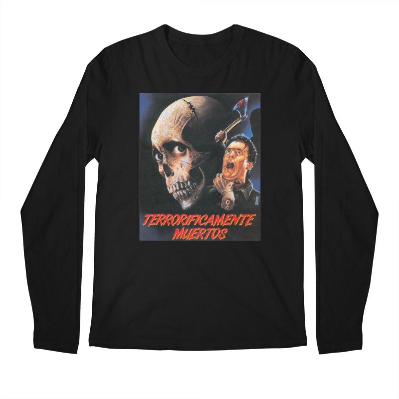 evil dos Men's Longsleeve T-Shirt by rockthestereo's Artist Shop
