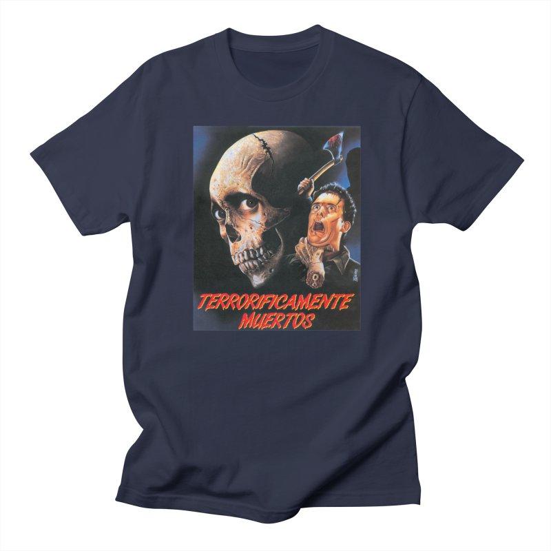 evil dos Men's T-Shirt by rockthestereo's Artist Shop