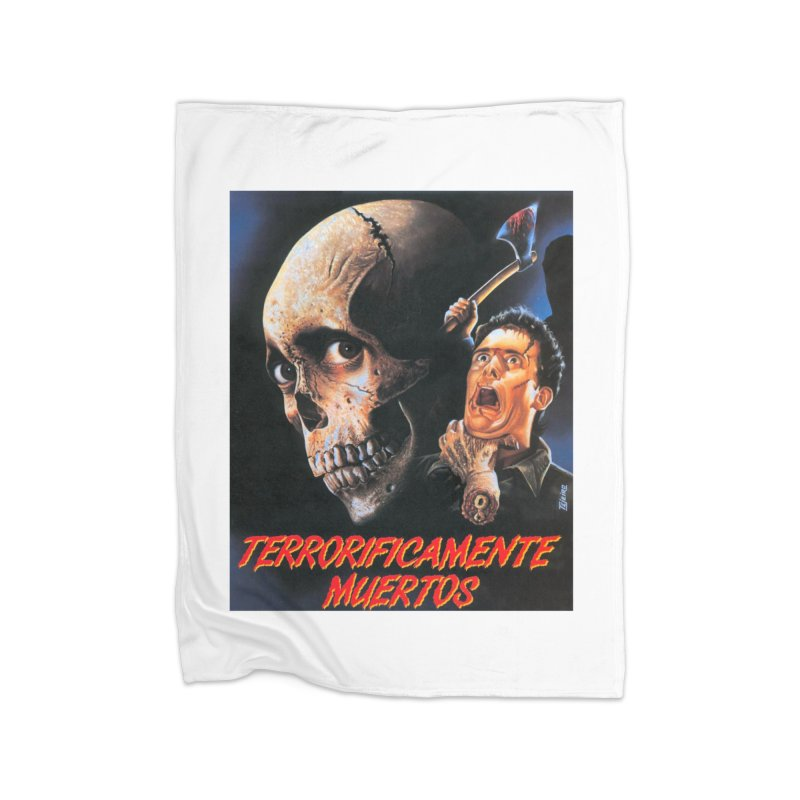 evil dos Home Blanket by rockthestereo's Artist Shop