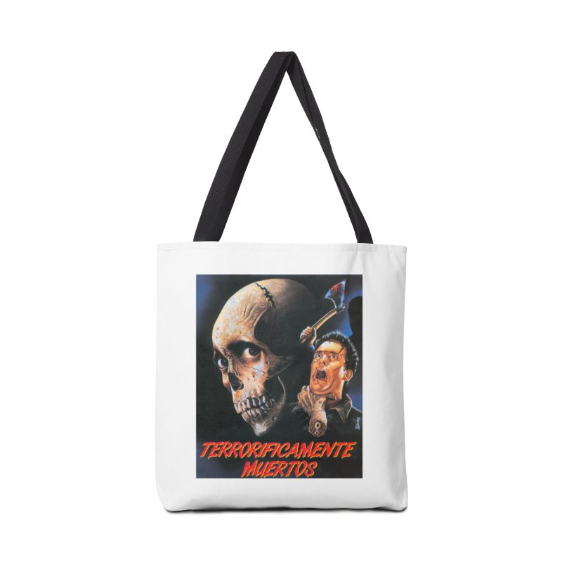 evil dos Accessories Bag by rockthestereo's Artist Shop