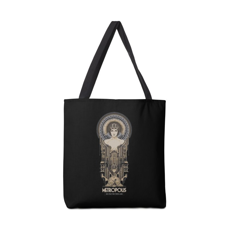metro one Accessories Bag by rockthestereo's Artist Shop