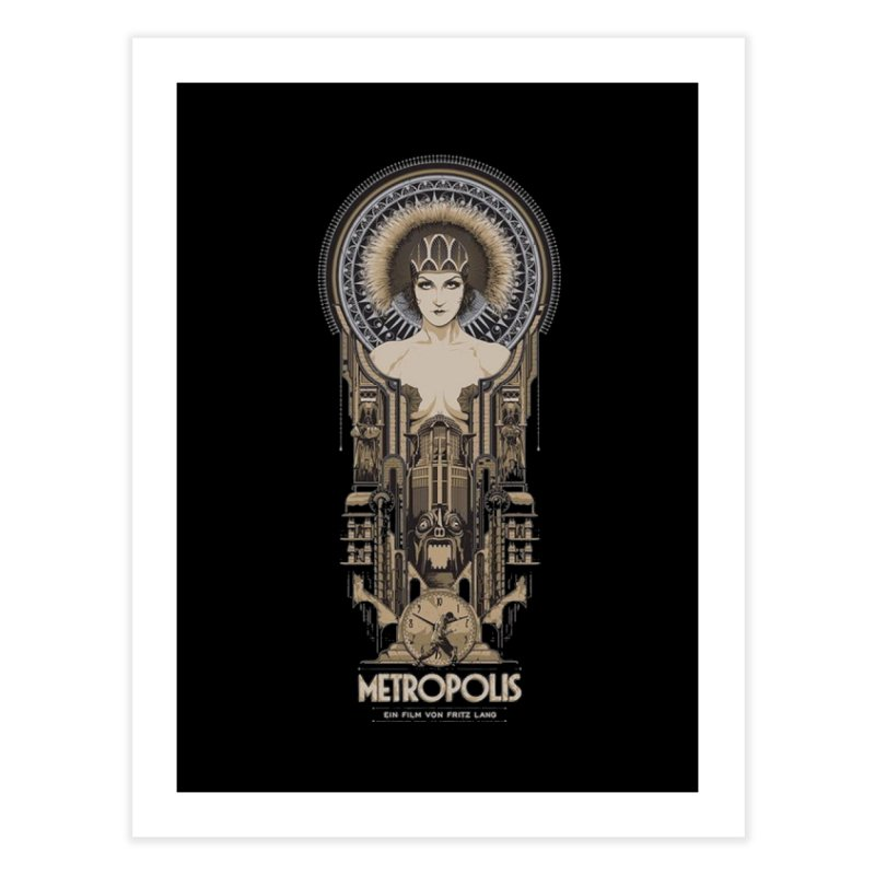 metro one Home Fine Art Print by rockthestereo's Artist Shop