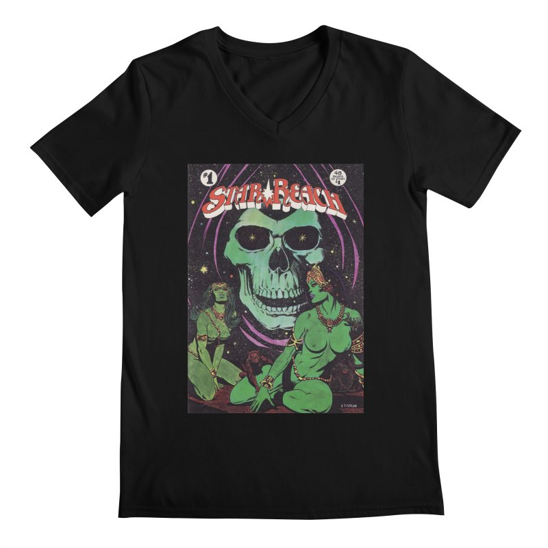 reaching for death Men's V-Neck by rockthestereo's Artist Shop