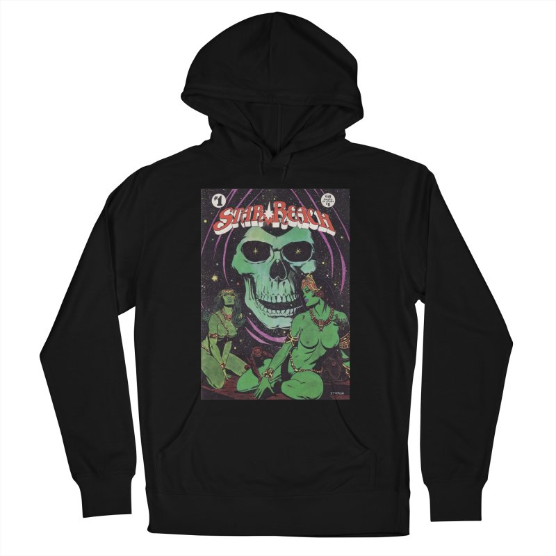 reaching for death Women's Pullover Hoody by rockthestereo's Artist Shop
