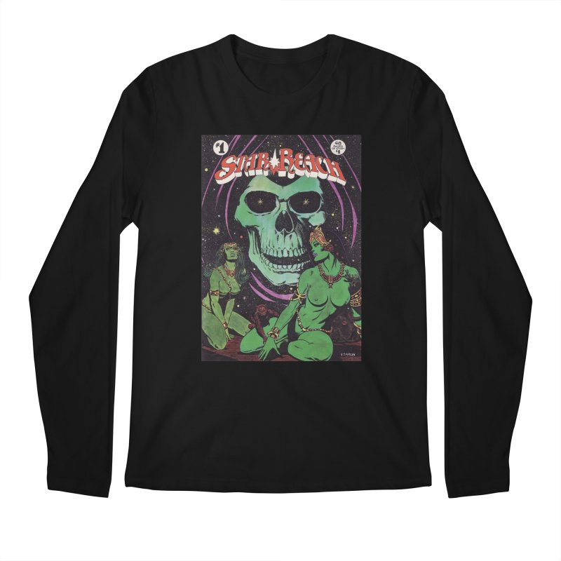 reaching for death Men's Longsleeve T-Shirt by rockthestereo's Artist Shop