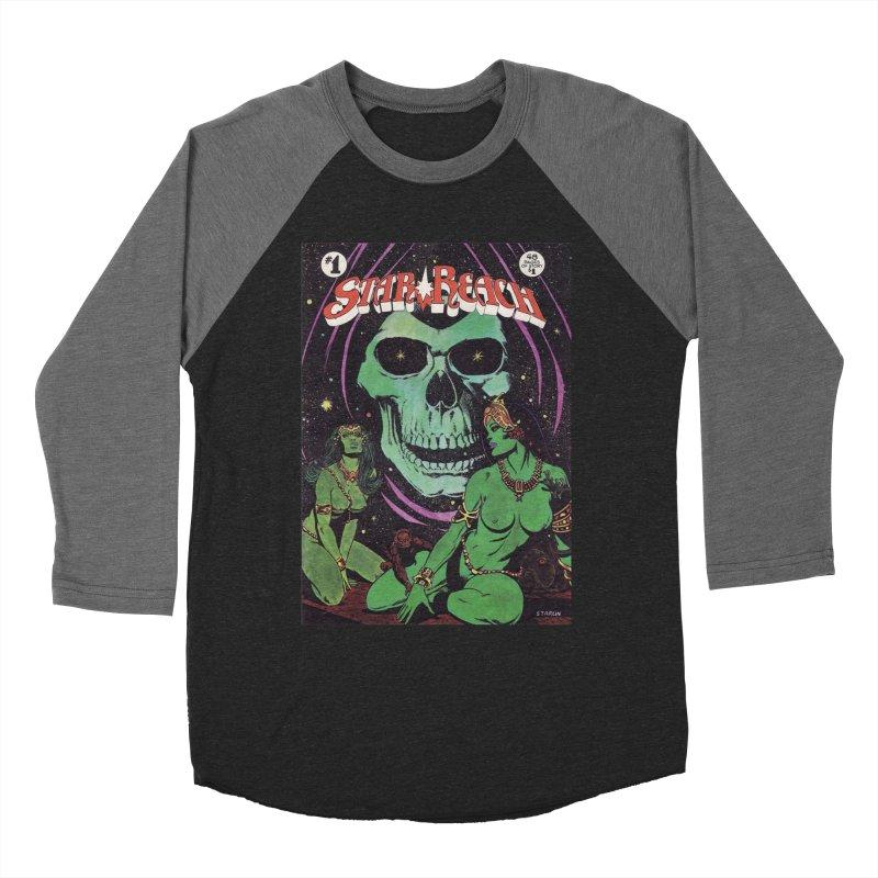 reaching for death Women's Baseball Triblend T-Shirt by rockthestereo's Artist Shop