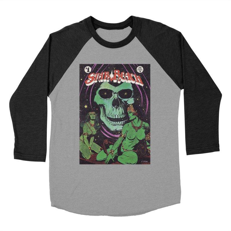 reaching for death Women's Baseball Triblend Longsleeve T-Shirt by rockthestereo's Artist Shop